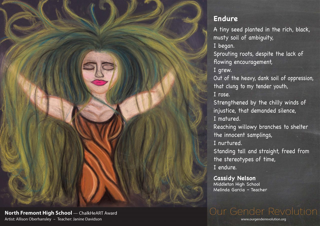 North Fremont High School - Endure by Cassidy Nelson