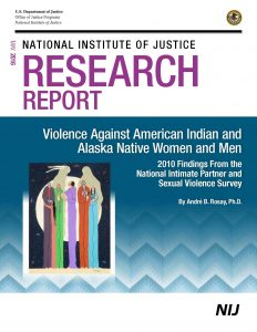 Violence Against Indian Native Women and Men