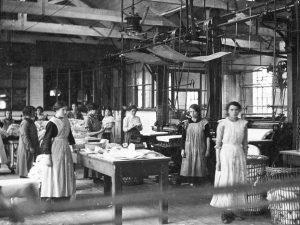 Linen Building_Commercial Steam Laundry