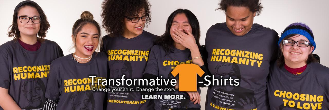 Transformative T-Shirts