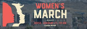 Women's March - Idaho