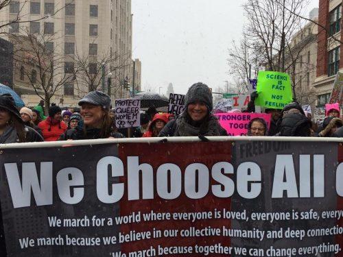 Womens March Idaho Photo 1