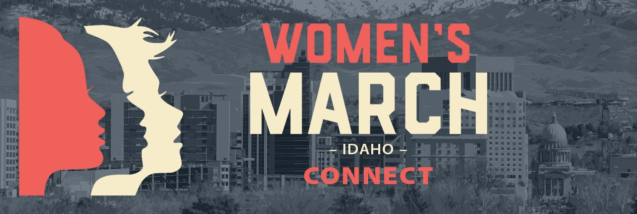 Women's March on Idaho Connect