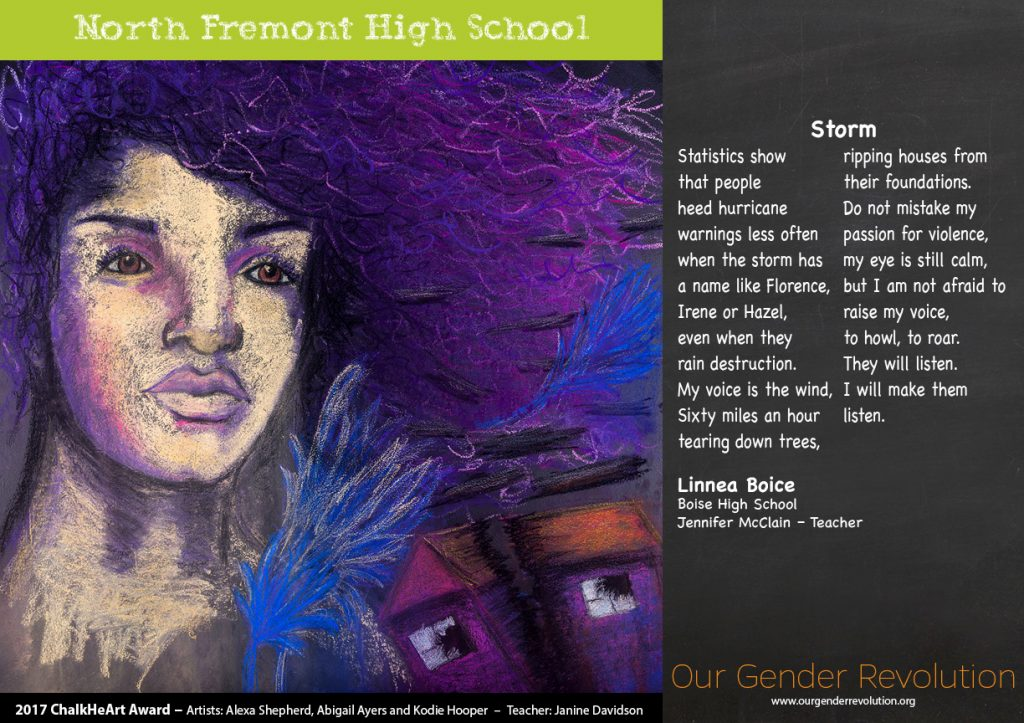 North Freemont High School – Storm