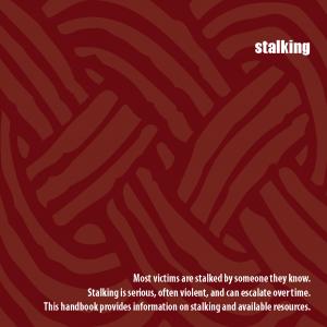Stalking Victims Handbook