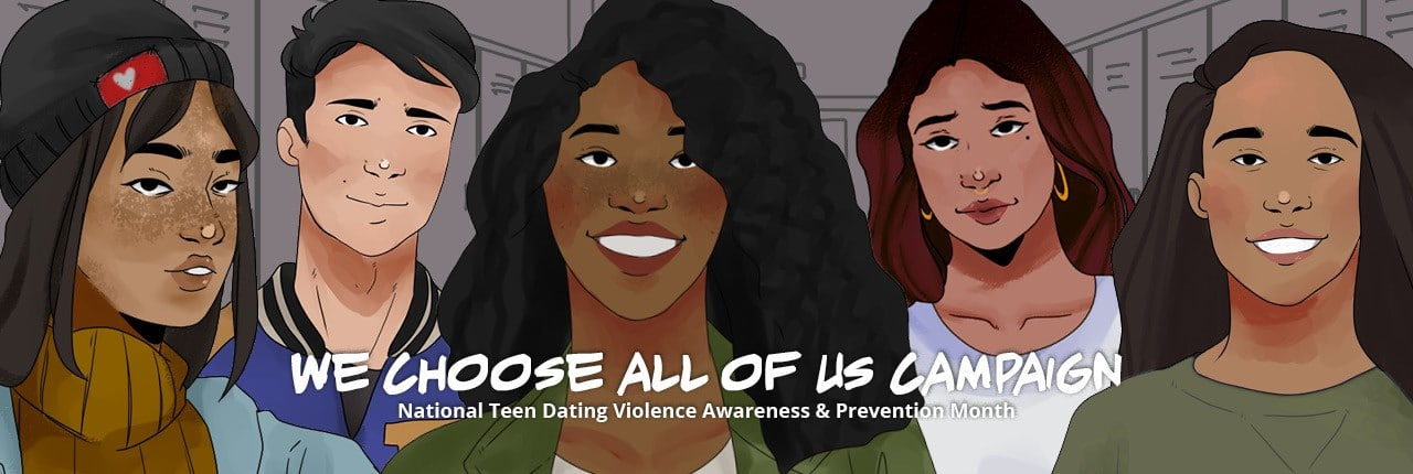2019 We Choose All of Us Campaign page cover