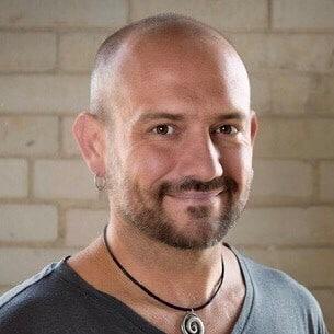 Bryan Lyda portrait