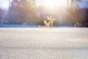 snowy image