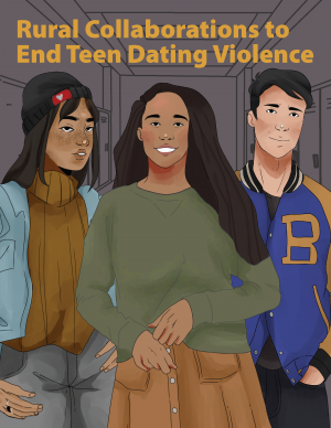 Rural Collaboration on Teen Dating Violence Guide Cover