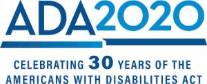 ADA 30 Year Anniversary Logo