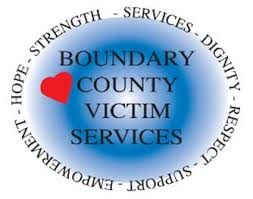 Boundary County Victim Services logo