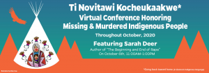 MMIW Conference Logo