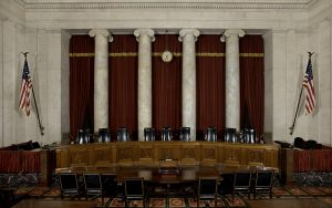 photo of Supreme Court of the United States courtroom