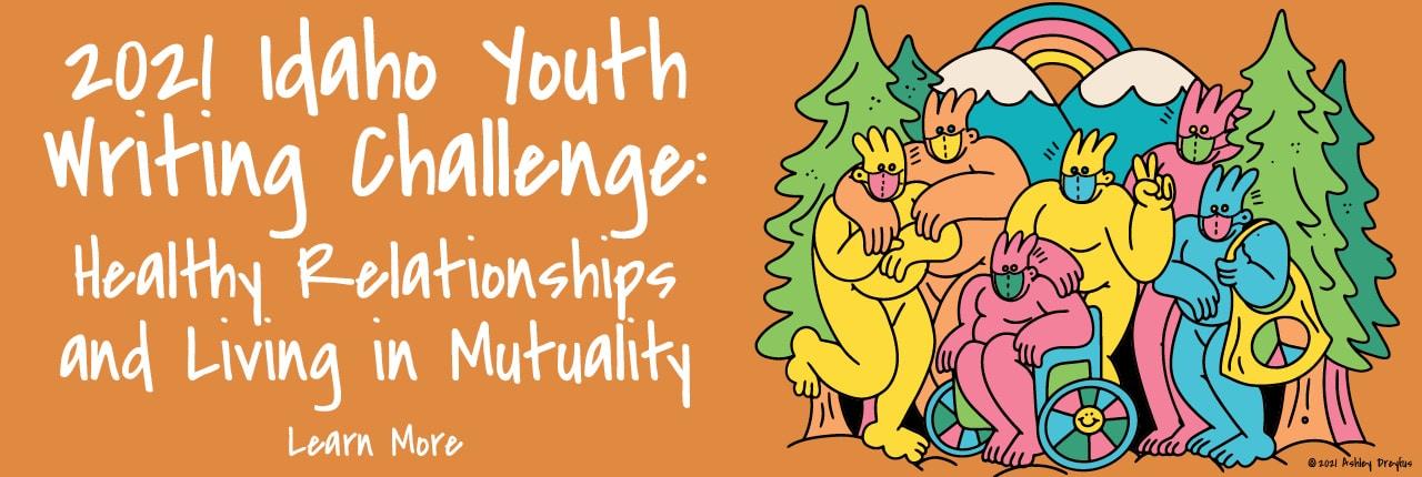 2021 Idaho Youth Writing Challenge